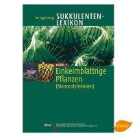 Sukkulentenlexikon Bände 1 - 4