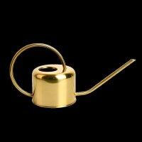 Gießkanne Gold