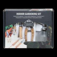 Gartenwerkzeug-Set Edelstahl