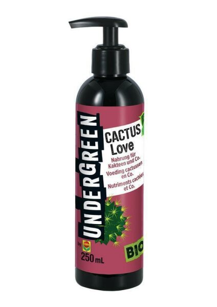 Cactus Love Kakteen- und Sukkulentendünger | 250ml